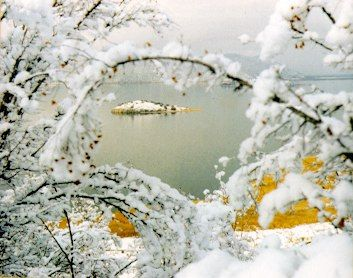 Winter in florina, Greece