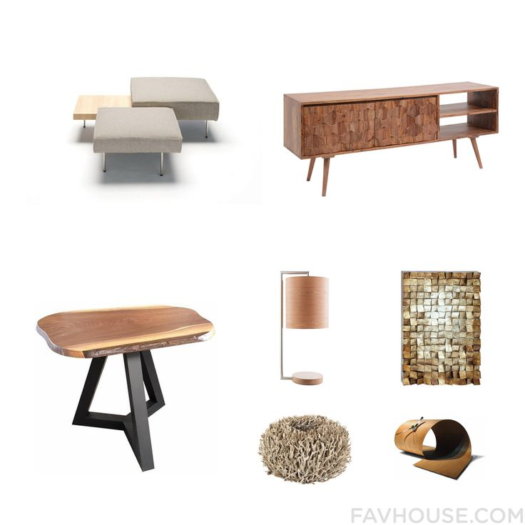 Interior Design Articles Featuring Accent Table Mid Century Modern  Furniture Dutchcrafters Accent Table And Geometric Table