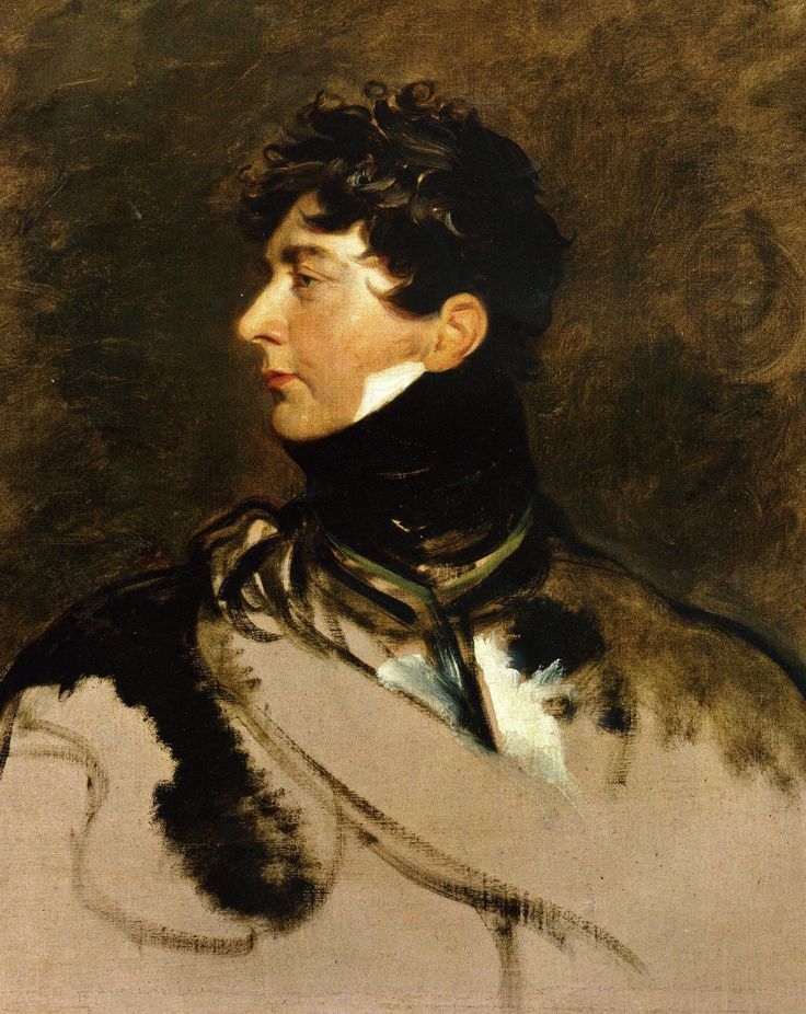 George IV, King of Great Britain, Ireland, and Hanover (born 1762, acceded 1820, died 1830), painting (1814), by Sir Thomas Lawrence (1769-1830).