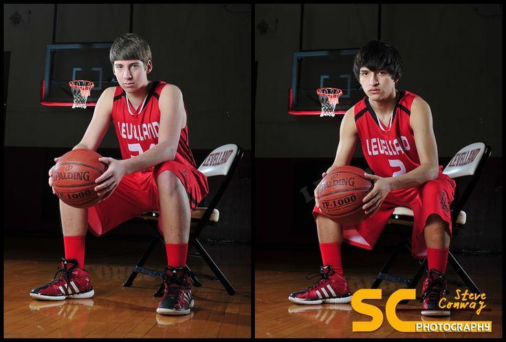 Basketball photography poses