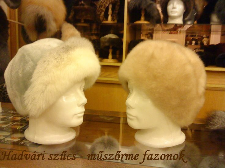 Hadvári mester szűcs ************* Fake fur hats..................................... Hadvári master furrier--------- 1072 Budapest , Rakoczi ut 6 HUNGARY--- Facebook page: www.facebook.com/...