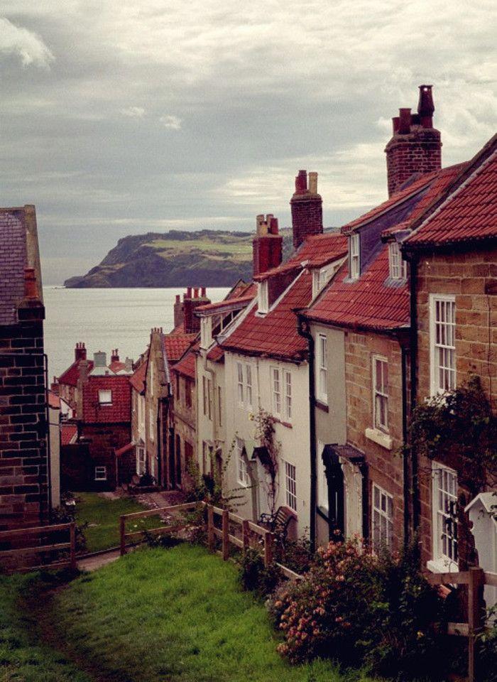 Bay Робин Гуда, Йоркшир, Англия