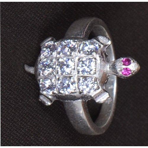 Jaipuriya Sparkel Turtel Ring