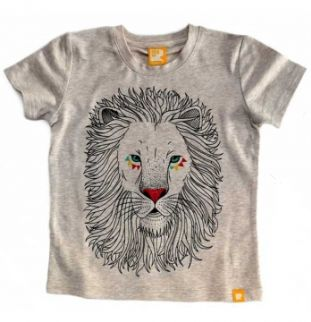 Rock Your Baby Astral Lion Short Sleeve Tee