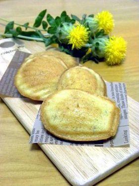 「バナナマドレーヌ」東雲えーあんどえむ | お菓子・パンのレシピや作り方【corecle*コレクル】