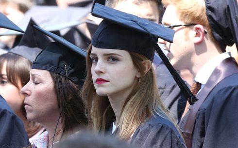 セレブたちのリアルな卒業シーンを一挙プレイバック