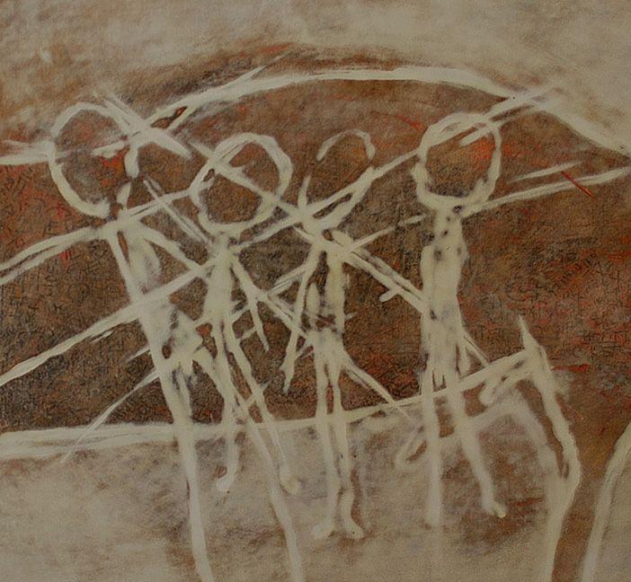 'a nursery rhyme' | Stefan Blom Art