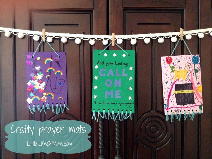 prayer mats/rugs; for her dolls