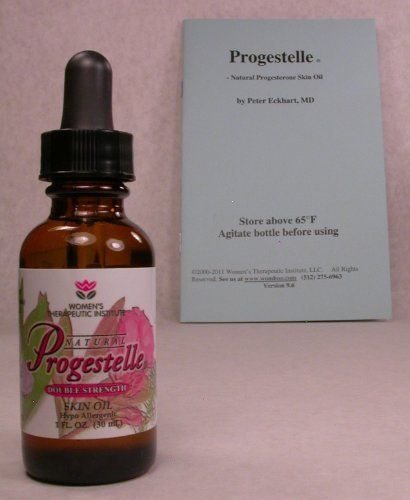 progestelle progesterone preservatives bioidentical natural brzbg