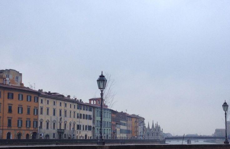 #Pisa #lungarno