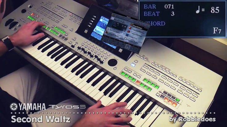 Tyros 3: Second Waltz - André Rieu