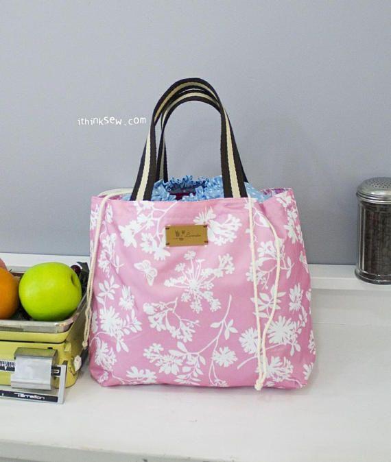 venta caliente real estilo de moda de 2019 vende Hanna Diaper Bag PDF Sewing Pattern (#378) | Patrones de ...