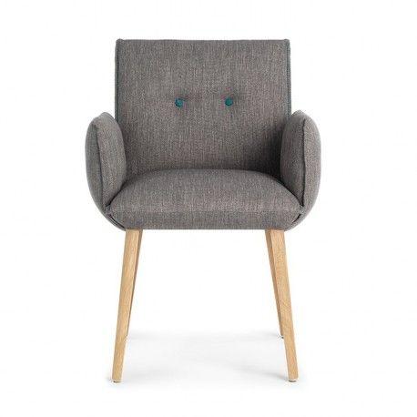 Chaise accoudoir Soda - Depot Design