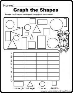 18 besten Free Printable Colored Graph Worksheets Bilder auf ...