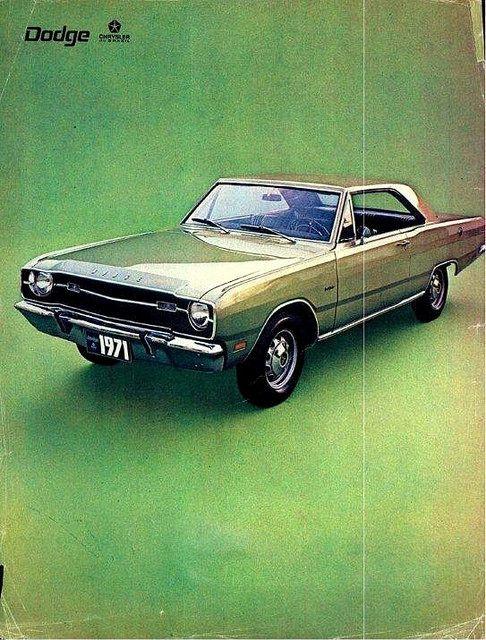 theoldiebutgoodie: 1971 DODGE DART Brazilian ad by Rickster G on Flickr.
