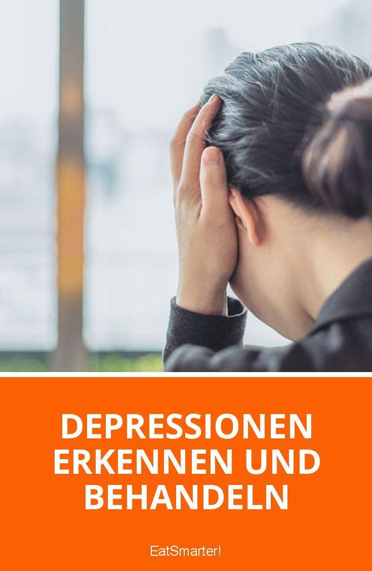 Depressionen erkennen und behandeln | eatsmarter.de