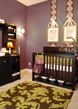 A-B-C Design Tips for Paint Colors in the Nursery