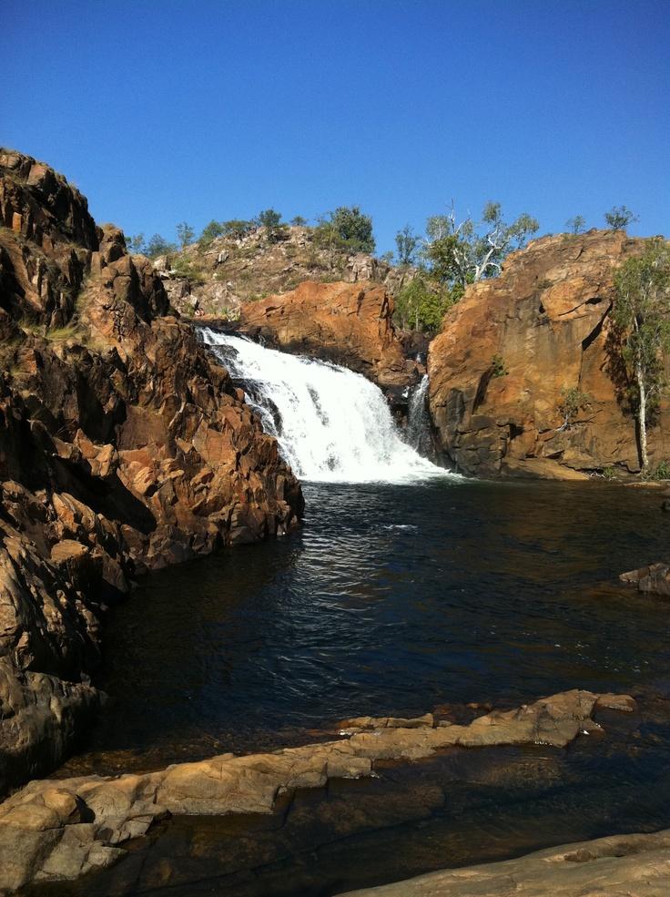 Edith Falls, Katherine Region, Northern Territory, Australia