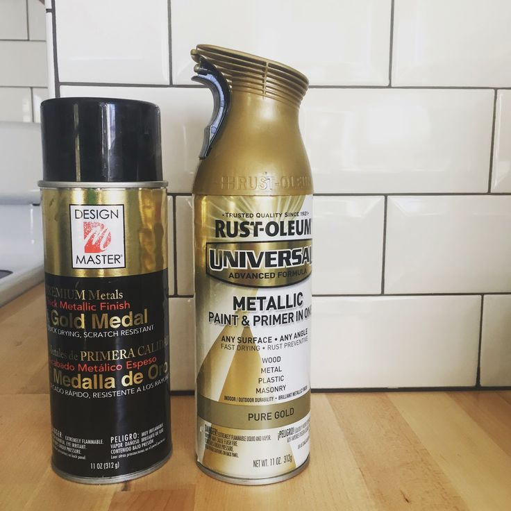 Best Gold Spray Paint To Use On Your Diy Project Ways To