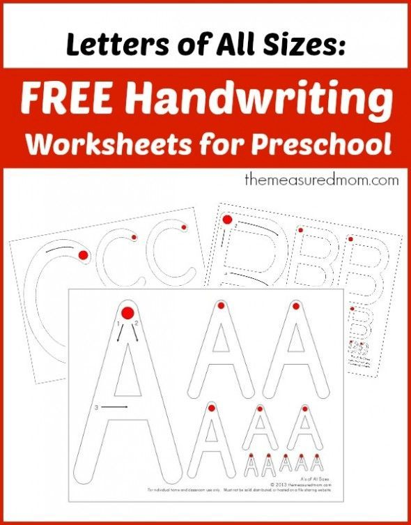 how to use handwriting without tears at home