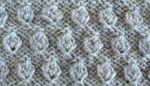 Hazelnut Knitting Stitch