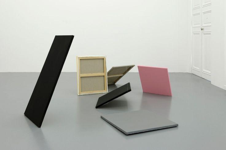 Claude Rutault,  1994 Courtesy Galerie Perrotin