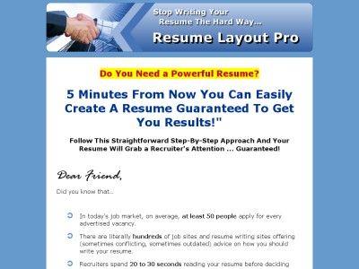 Fascinating Resume Template Word Download