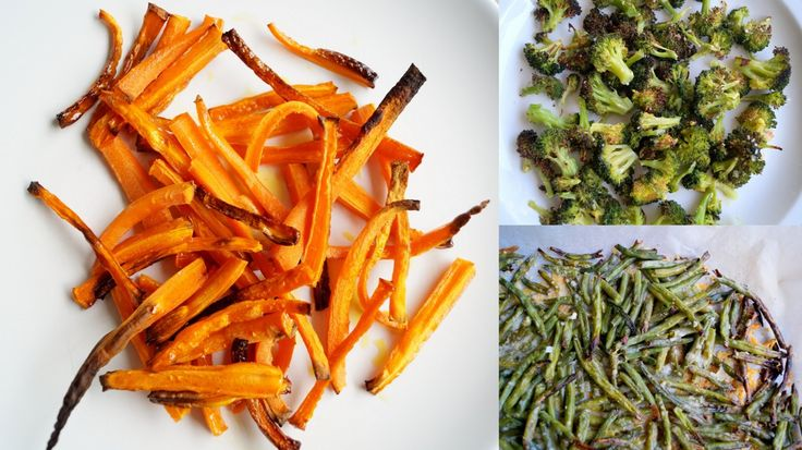 3 x grøntsagsfritter. Bønnefritter, gulerodsfritter og broccolifritter tre slags grøntsagsfritter som både er sunde og low carb fritter.