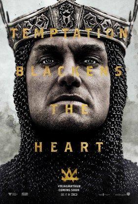 King Arthur Legend of the Sword Movie – Jude Law as Vortigen