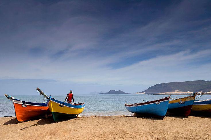 Cap-Vert : les îles épargnées