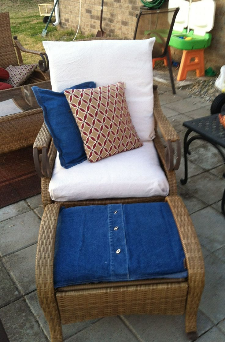 17 best images about covering outdoor cushions on