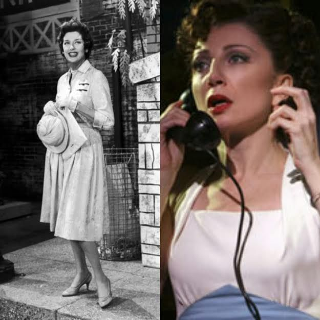 Ruth Sherwood-Wonderful Town Rosalind Russell, Donna Murphy
