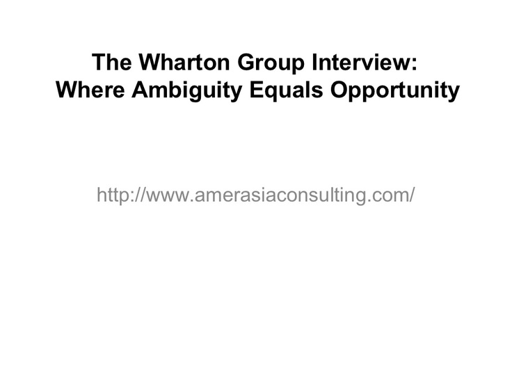 wharton mba essay questions 2012 The article below is from last year, here's a link to wharton mba essay questions for 2015-2016 in the spirit of many other top mba programs, wharton business school decided to shake up their application essays.