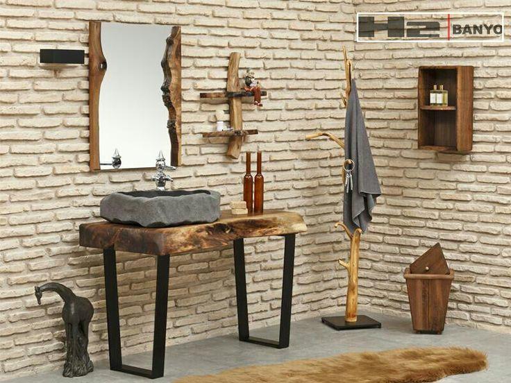 Orka Banyo wood 120 banyo dolabı