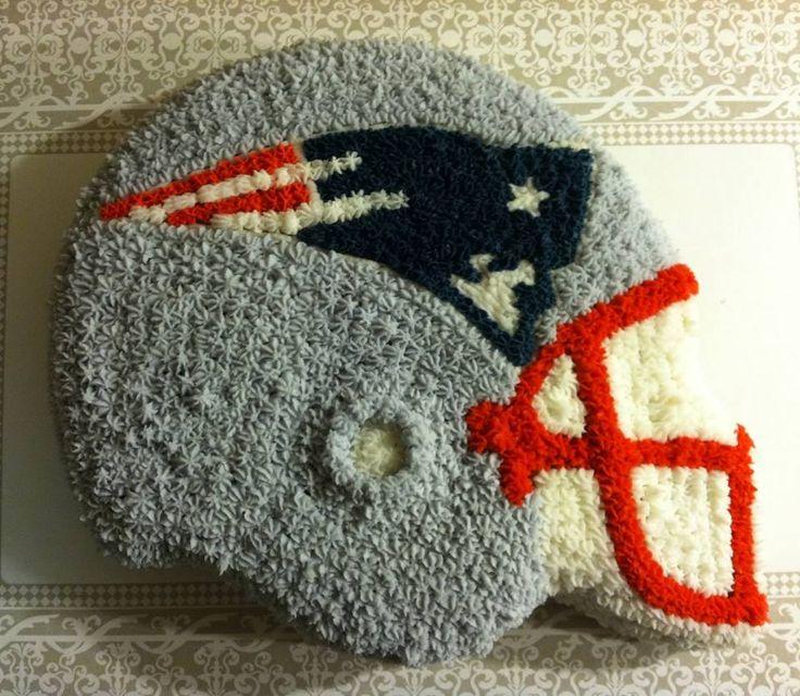 Patriots Birthday Cake! #PatsBirthday #BirthdayCake #PatsParty