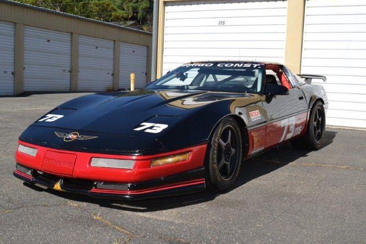 For Sale 1985 World Challenge C-4 Corvette Race Car - Corvette Forum