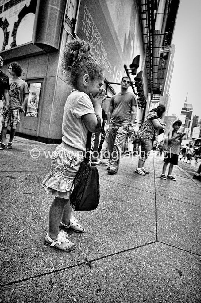 Girl Nueva York 2012
