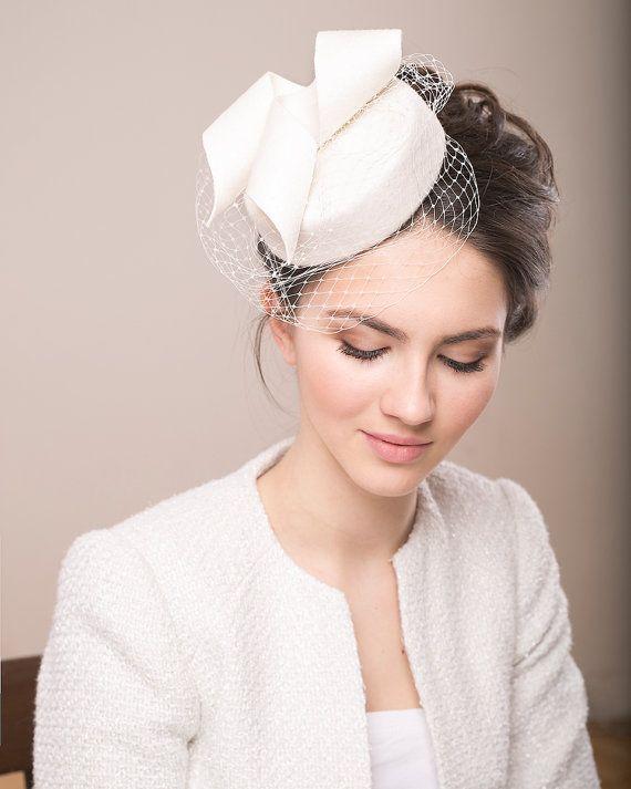 bridal hat ideas