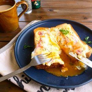 とろ~り美味しすぎる♡「カルボナーラトースト」のレシピ! - NAVER まとめ