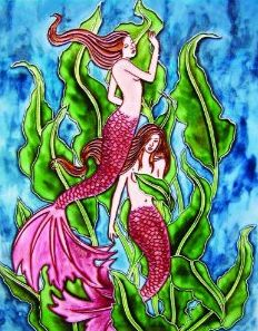 Red Mermaids