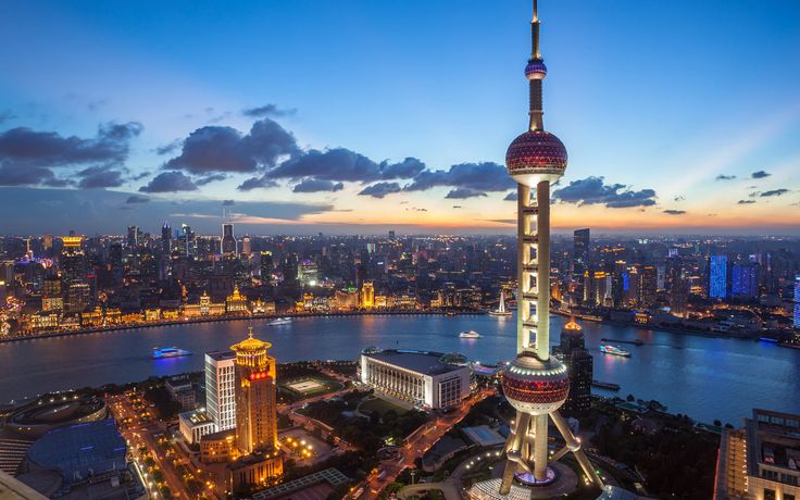 No. 3 Shanghai, China | Want to visit the largest cities in the world? We took a close look at the top 10, according to UN population data.