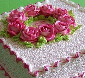 Крем для украшения тортов - Приемы и техники в украшении тортов – обсуждаем кандидатуры на доску почета - Форум-Град