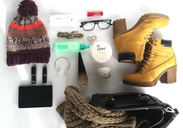 milleunrossetto: MY WINTER ESSENTIALS