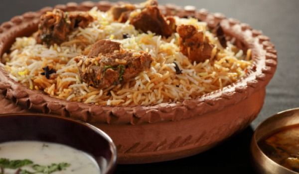 andhra.biryani Recipe from Chef Hussain ndtv.com for Indian Independence Day.