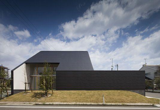 直井建築設計事務所 Naoi Architecture & Design Office|WORKS|覆いのいえ