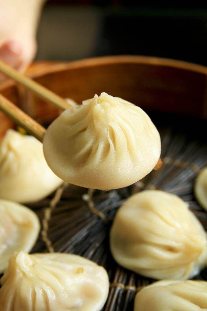 Ricetta Ravioli al Vapore Cinesi