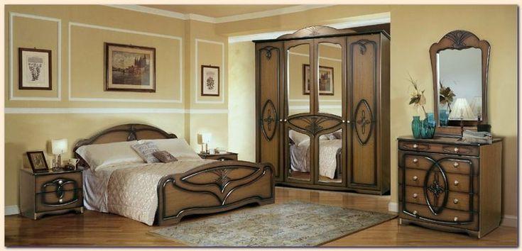 Спальня Мариана 10. Дизайн и производство мебели для спальни