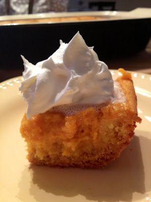 Paula Deen (Pumpkin) Gooey Butter Cake