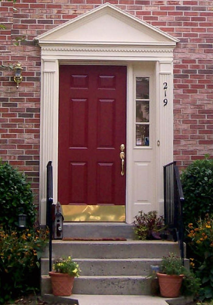 118 best images about exterior color schemes on pinterest Curb appeal doors