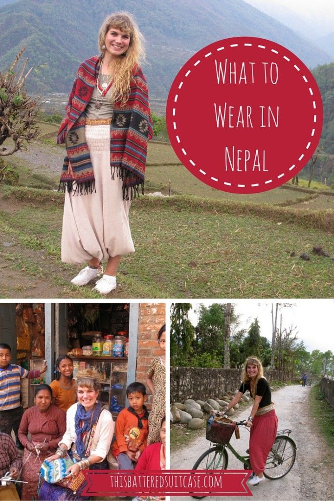 What to Wear in Nepal - This Battered Suitcase
